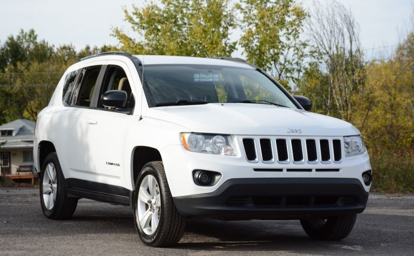 2011 Jeep Compass NORTH EDITION A/C SIEGES CHAUFFFANT 4X4 AUTO #0