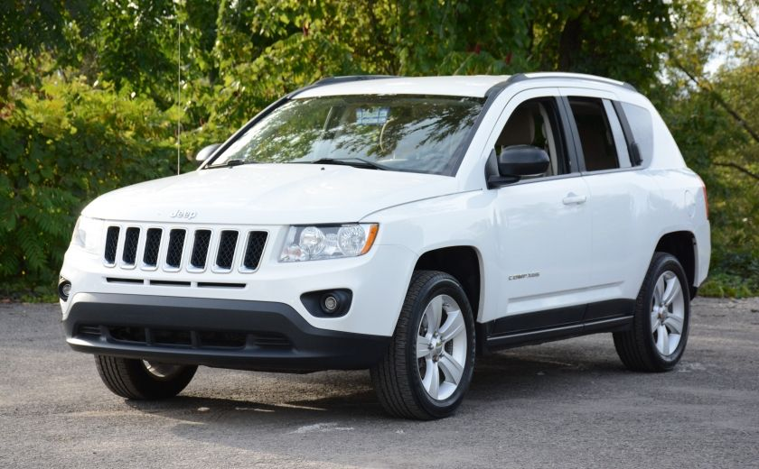 2011 Jeep Compass NORTH EDITION A/C SIEGES CHAUFFFANT 4X4 AUTO #22