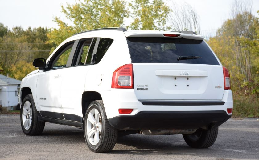 2011 Jeep Compass NORTH EDITION A/C SIEGES CHAUFFFANT 4X4 AUTO #23