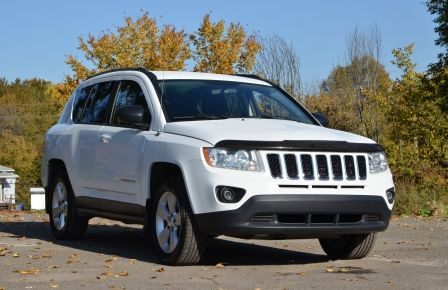 2011 Jeep Compass North Edition A/C SIEGES CHAUFFANT CRUISE à Victoriaville