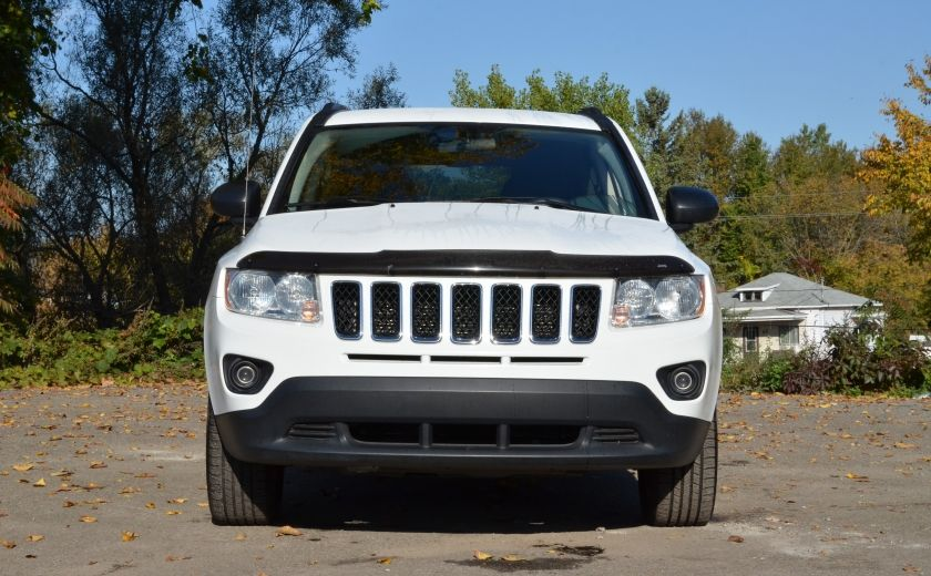 2011 Jeep Compass North Edition A/C SIEGES CHAUFFANT CRUISE #1