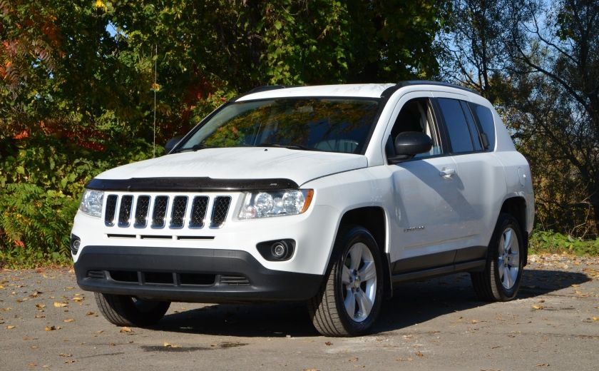 2011 Jeep Compass North Edition A/C SIEGES CHAUFFANT CRUISE #2