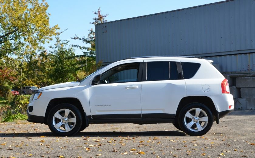 2011 Jeep Compass North Edition A/C SIEGES CHAUFFANT CRUISE #3