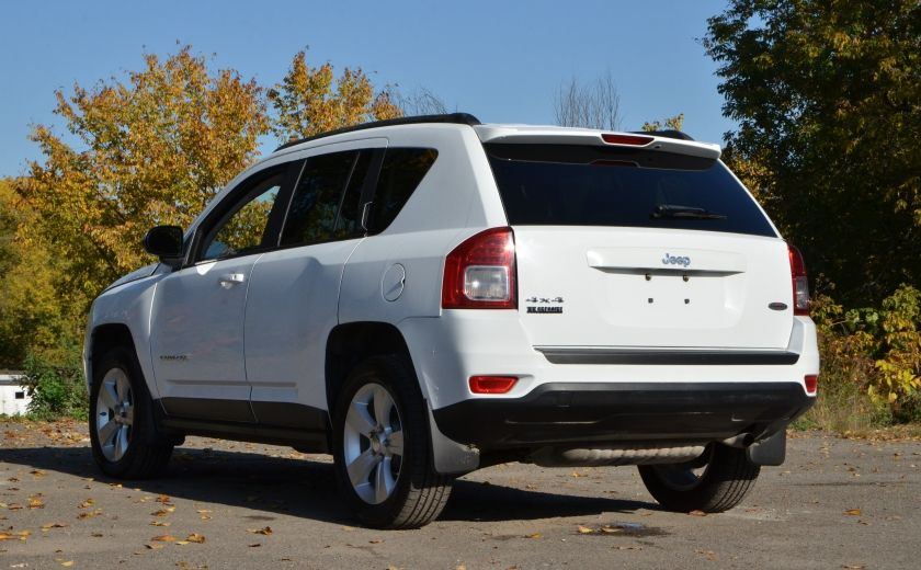 2011 Jeep Compass North Edition A/C SIEGES CHAUFFANT CRUISE #4