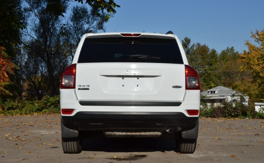2011 Jeep Compass North Edition A/C SIEGES CHAUFFANT CRUISE #5