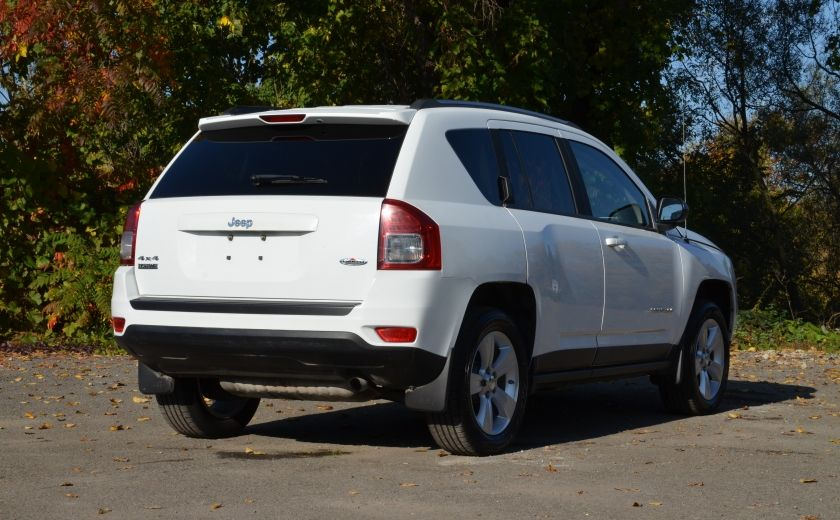 2011 Jeep Compass North Edition A/C SIEGES CHAUFFANT CRUISE #6