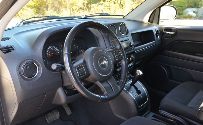 2011 Jeep Compass North Edition A/C SIEGES CHAUFFANT CRUISE #8