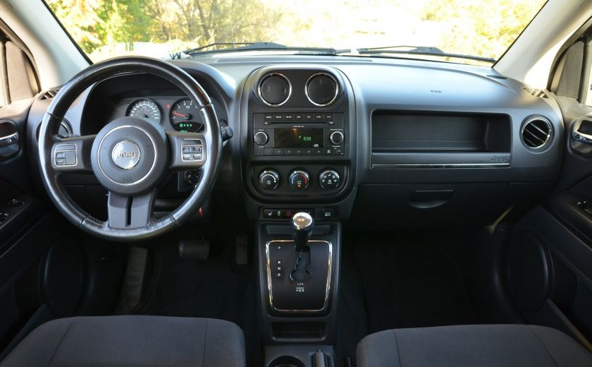 2011 Jeep Compass North Edition A/C SIEGES CHAUFFANT CRUISE #11