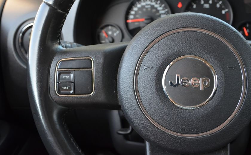 2011 Jeep Compass North Edition A/C SIEGES CHAUFFANT CRUISE #18