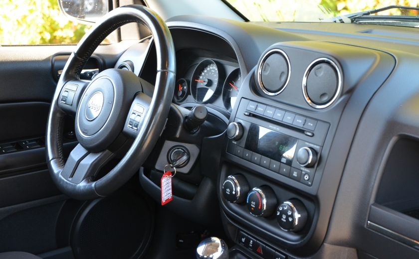 2011 Jeep Compass North Edition A/C SIEGES CHAUFFANT CRUISE #28