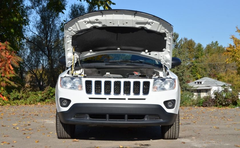 2011 Jeep Compass North Edition A/C SIEGES CHAUFFANT CRUISE #32