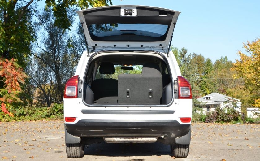 2011 Jeep Compass North Edition A/C SIEGES CHAUFFANT CRUISE #33