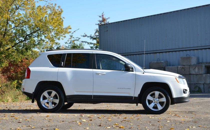 2011 Jeep Compass North Edition A/C SIEGES CHAUFFANT CRUISE #7
