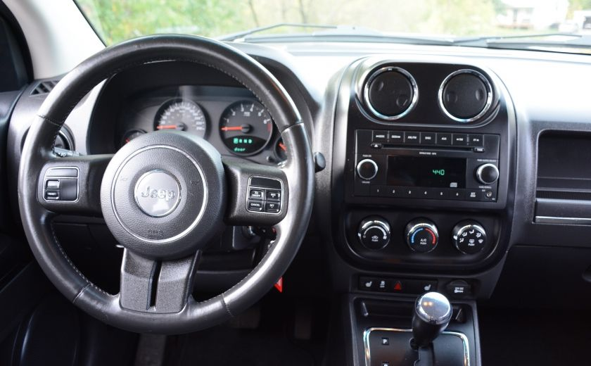 2011 Jeep Compass NORTH EDITION 4X4 A/C SIEGES CHAUFFANT CRUISE #11