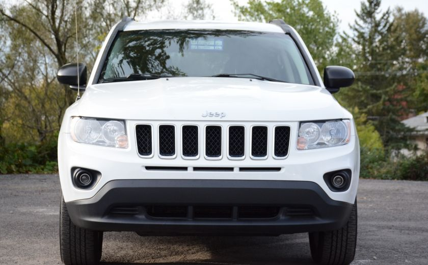 2011 Jeep Compass NORTH EDITION 4X4 A/C SIEGES CHAUFFANT CRUISE #1