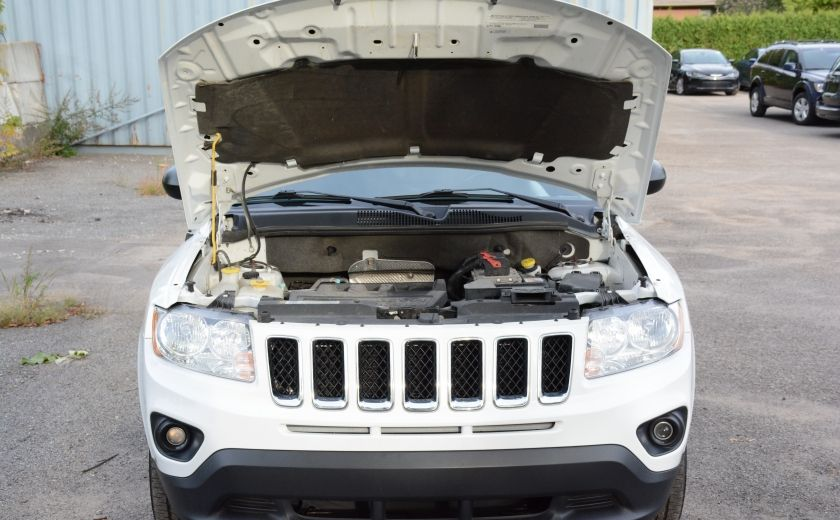 2011 Jeep Compass NORTH EDITION 4X4 A/C SIEGES CHAUFFANT CRUISE #24