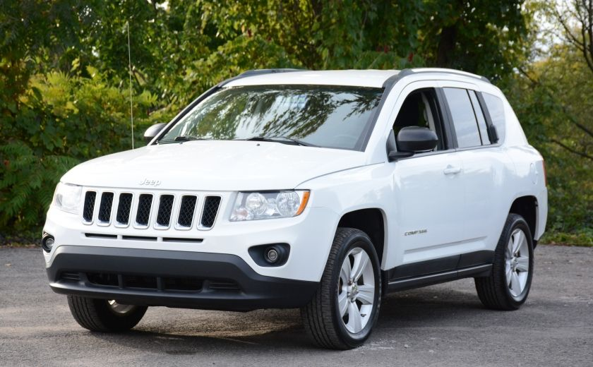 2011 Jeep Compass NORTH EDITION 4X4 A/C SIEGES CHAUFFANT CRUISE #2