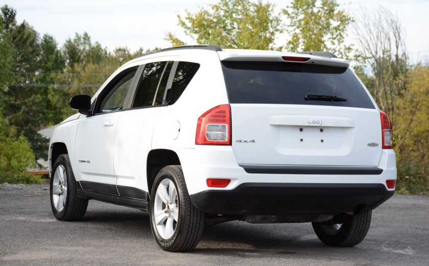 2011 Jeep Compass NORTH EDITION 4X4 A/C SIEGES CHAUFFANT CRUISE #3