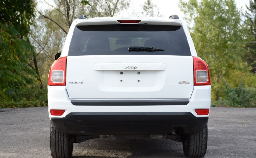 2011 Jeep Compass NORTH EDITION 4X4 A/C SIEGES CHAUFFANT CRUISE #4