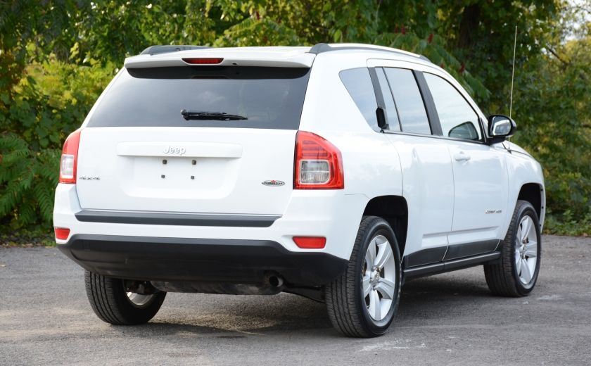 2011 Jeep Compass NORTH EDITION 4X4 A/C SIEGES CHAUFFANT CRUISE #5