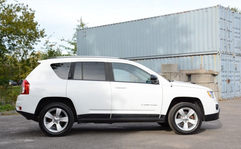 2011 Jeep Compass NORTH EDITION 4X4 A/C SIEGES CHAUFFANT CRUISE #6