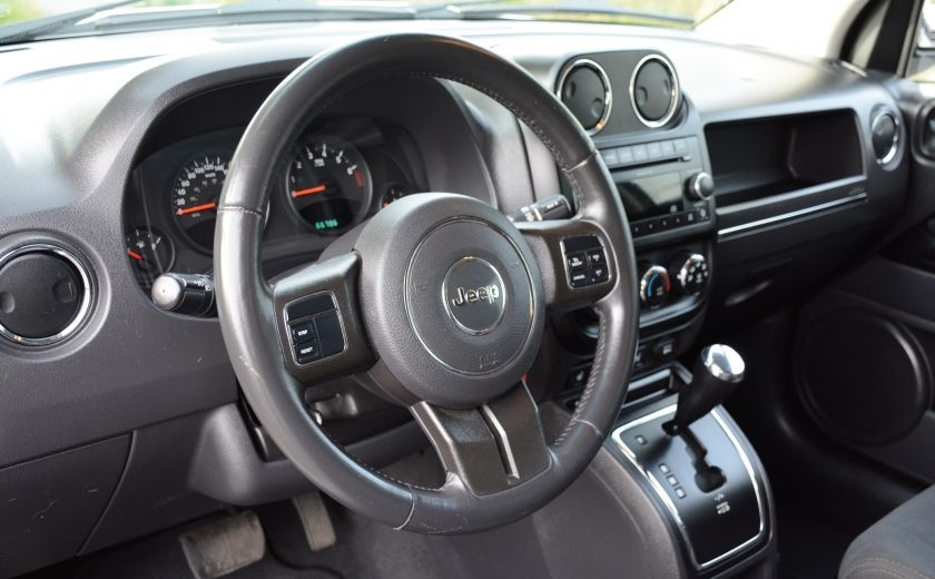 2011 Jeep Compass NORTH EDITION 4X4 A/C SIEGES CHAUFFANT CRUISE #7