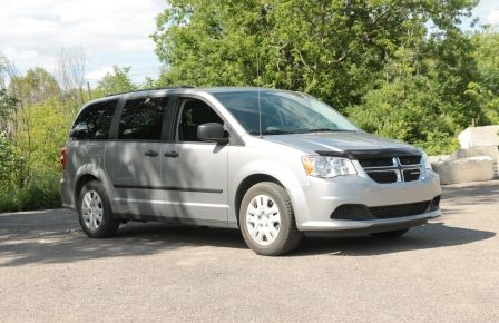2015 Dodge GR Caravan A/C GR ELECT à Abitibi