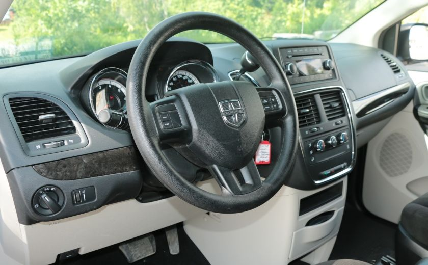 2015 Dodge GR Caravan A/C GR ELECT #7