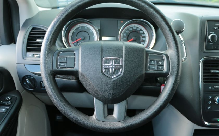 2015 Dodge GR Caravan A/C GR ELECT #12