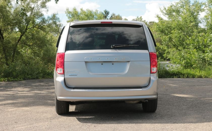 2015 Dodge GR Caravan A/C GR ELECT #5