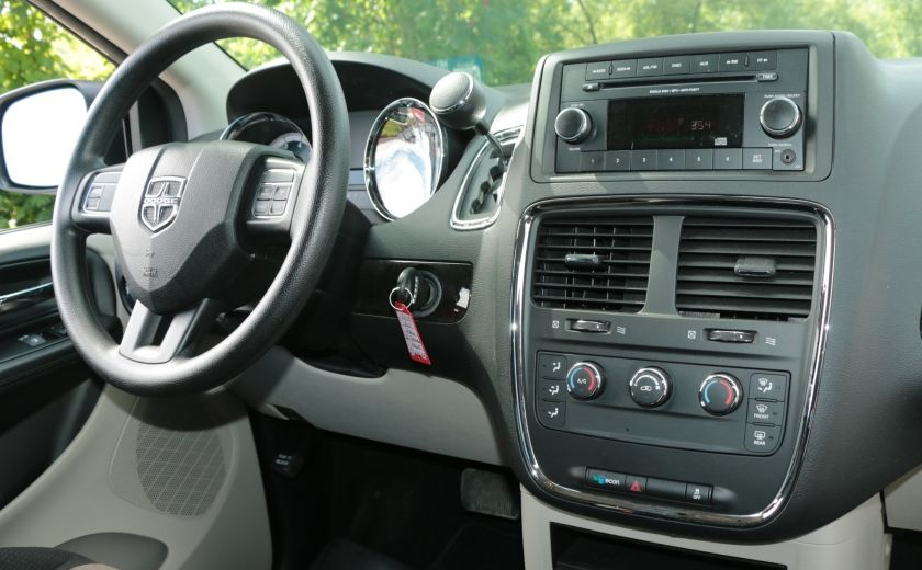 2015 Dodge GR Caravan A/C GR ELECT #22