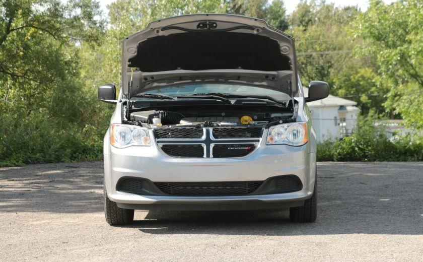 2015 Dodge GR Caravan A/C GR ELECT #25