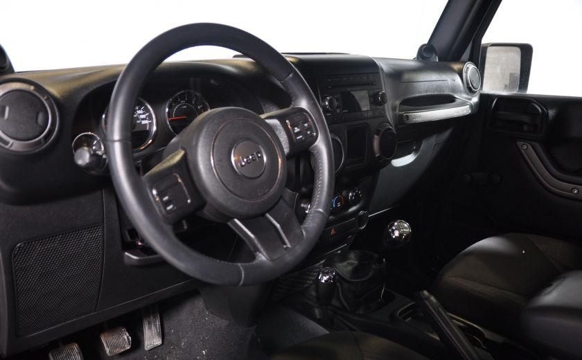 2014 Jeep Wrangler  SPORT MANUEL  A/C CONVERTIBLE  CRUISE 4X4 #8