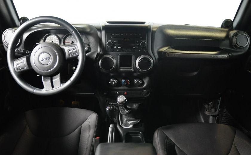 2014 Jeep Wrangler  SPORT MANUEL  A/C CONVERTIBLE  CRUISE 4X4 #11
