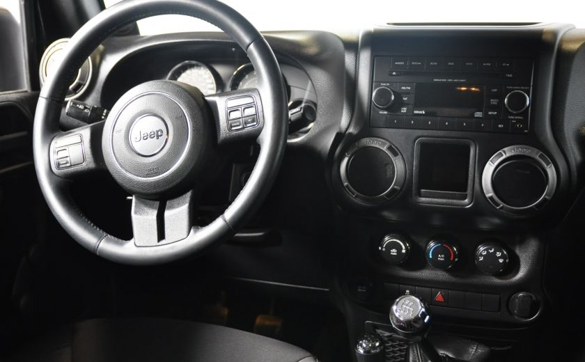 2014 Jeep Wrangler  SPORT MANUEL  A/C CONVERTIBLE  CRUISE 4X4 #12