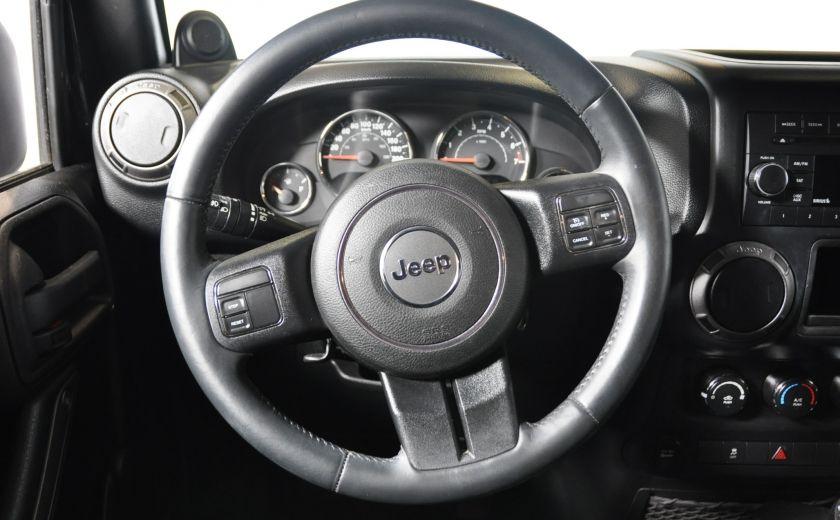 2014 Jeep Wrangler  SPORT MANUEL  A/C CONVERTIBLE  CRUISE 4X4 #13