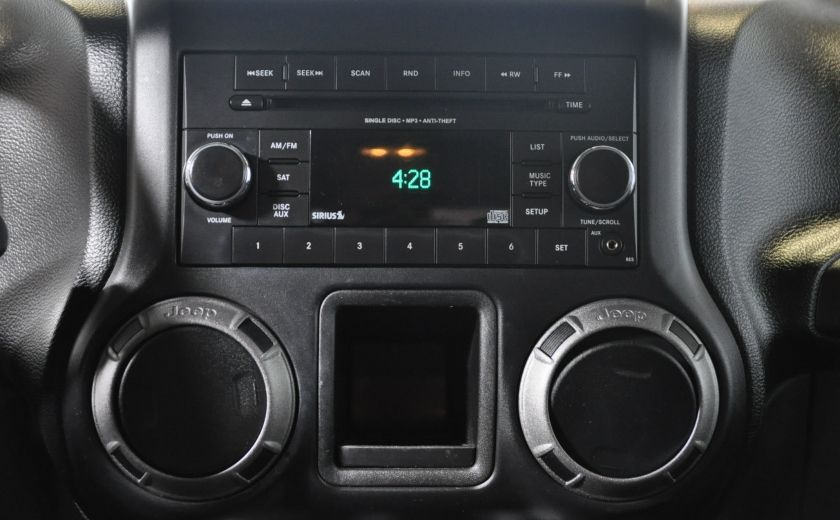 2014 Jeep Wrangler  SPORT MANUEL  A/C CONVERTIBLE  CRUISE 4X4 #14