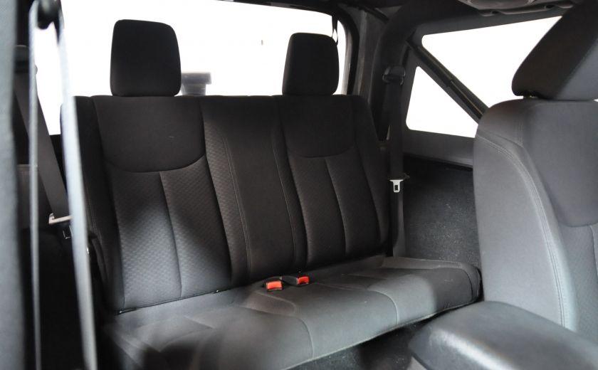 2014 Jeep Wrangler  SPORT MANUEL  A/C CONVERTIBLE  CRUISE 4X4 #20