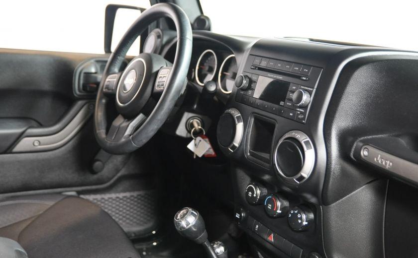 2014 Jeep Wrangler  SPORT MANUEL  A/C CONVERTIBLE  CRUISE 4X4 #22