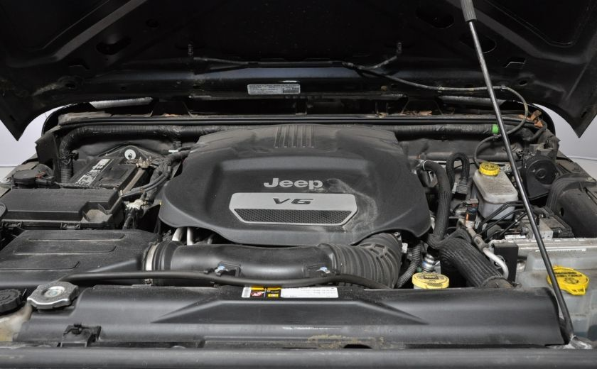 2014 Jeep Wrangler  SPORT MANUEL  A/C CONVERTIBLE  CRUISE 4X4 #23