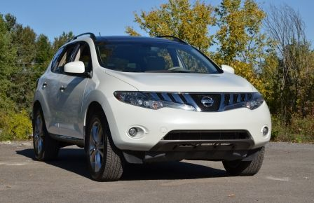 2010 Nissan Murano LE AWD A/C BIZONE CUIR GROUPE ELEC SIEGES CHAUFFAN in Laval