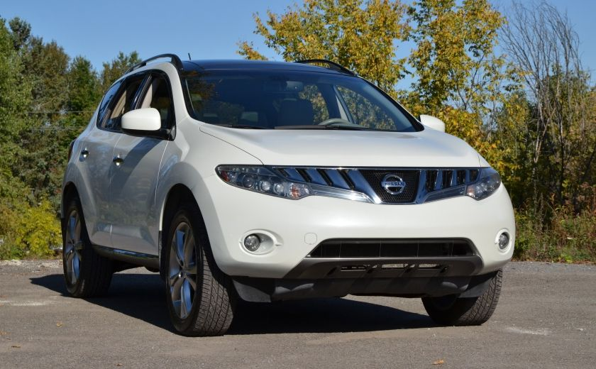 2010 Nissan Murano LE AWD A/C BIZONE CUIR GROUPE ELEC SIEGES CHAUFFAN #0
