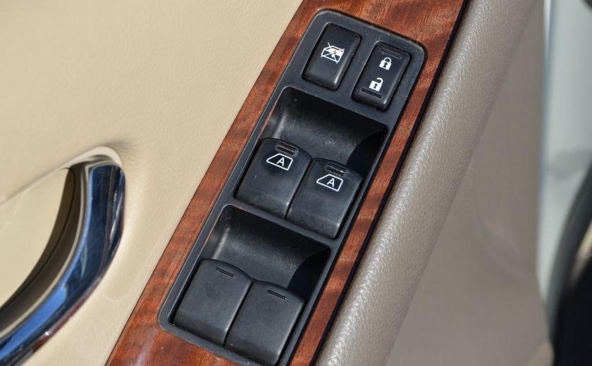 2010 Nissan Murano LE AWD A/C BIZONE CUIR GROUPE ELEC SIEGES CHAUFFAN #1