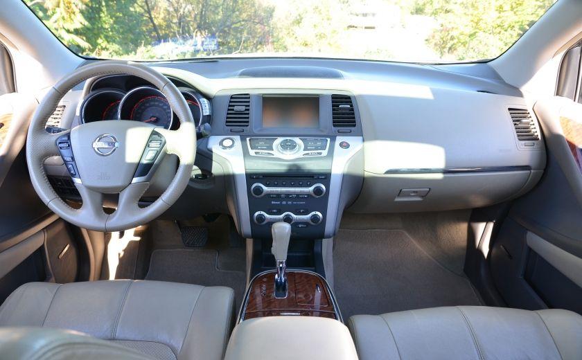 2010 Nissan Murano LE AWD A/C BIZONE CUIR GROUPE ELEC SIEGES CHAUFFAN #3