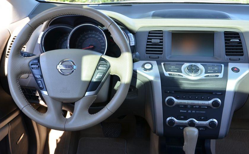 2010 Nissan Murano LE AWD A/C BIZONE CUIR GROUPE ELEC SIEGES CHAUFFAN #4