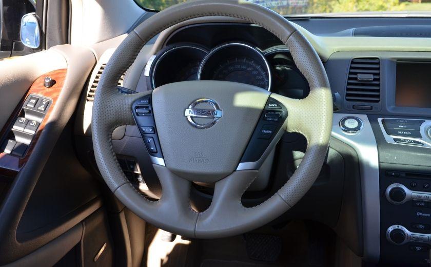 2010 Nissan Murano LE AWD A/C BIZONE CUIR GROUPE ELEC SIEGES CHAUFFAN #5