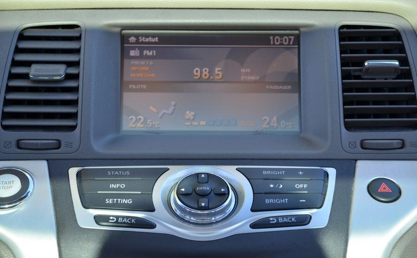 2010 Nissan Murano LE AWD A/C BIZONE CUIR GROUPE ELEC SIEGES CHAUFFAN #6