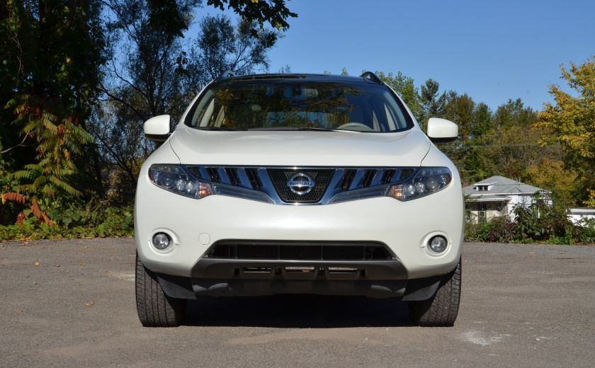 2010 Nissan Murano LE AWD A/C BIZONE CUIR GROUPE ELEC SIEGES CHAUFFAN #11