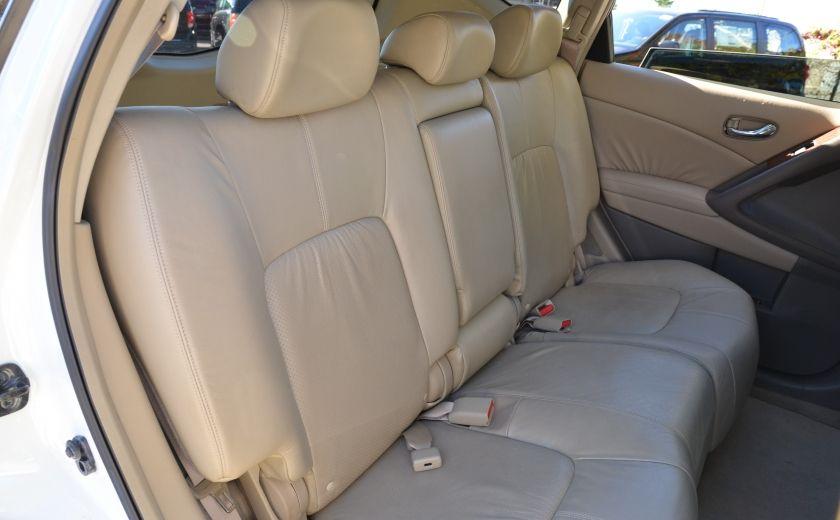 2010 Nissan Murano LE AWD A/C BIZONE CUIR GROUPE ELEC SIEGES CHAUFFAN #26