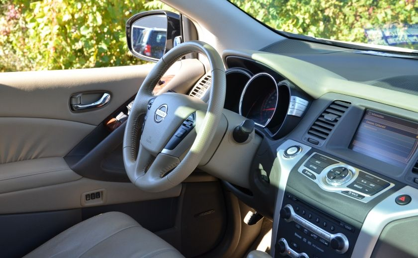 2010 Nissan Murano LE AWD A/C BIZONE CUIR GROUPE ELEC SIEGES CHAUFFAN #28